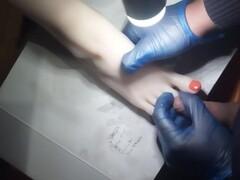 Nål Thumb