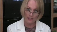 Frisky Mature Medical Examnd Blow From Doctor MILF Thumb