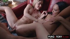 Chubby Girl Pounded Thumb
