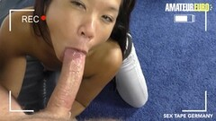 Kinky Asian Wife Melissa Deep Fucks Hard On Cam Thumb