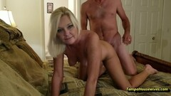 Naughty Housewife Loves to Get Fucked on Video Thumb