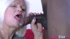 Young Blonde likes nice dicks Thumb