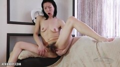 Hot lesbian MILF and young girl Thumb
