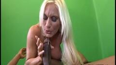 Butt fucked by black stallion Thumb