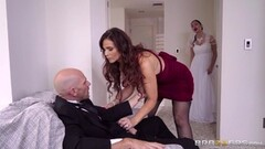 Hard fucking the brides mom Syren Demer Thumb