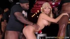 Aaliyah Hadid loves big black cock Thumb