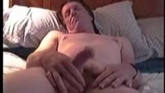 TIED UP MAN GET  HANDJOB AND DEEP THROAT Thumb