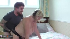 Mature amateur Hardcore Sex Situation Thumb