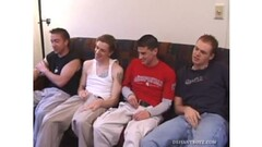 4 teen Amateur Guys Dick Suck Thumb