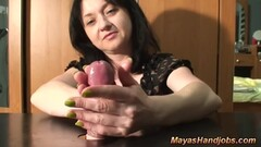 Amateur wife gets fucked by 40 guys Thumb