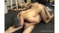 Hot gf Stasya outdoor sex thrill Thumb