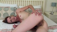 Hot Daisy Hairy Masturbation Thumb