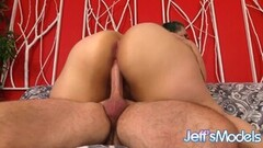 Naughty BBW Becki Butterfly Twerks on an Old Rod Thumb