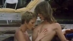 Naughty Lesbians Pussy Licking Outdoors Thumb