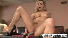 Kinky Table top masturbation whore! Thumb
