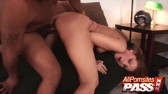 Pawg Ass Sky Rodgers Gets Blacked And Facialed Thumb