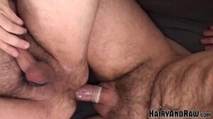Getting fucked with a butt plug Thumb