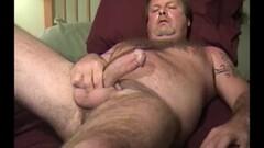 Naughty Mature Amateur Scott Jerking Off Thumb