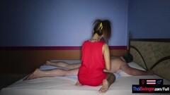 Teenage Thai amateur massage girl sex Thumb