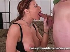 Big Girl Jackie In Nasty Threesome Thumb