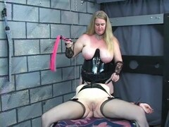 Babe Is Dominated- Master Len Thumb
