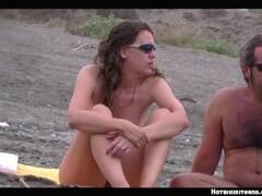 Nude Beach Milfs Voyeur Spy Camera HDVideo Thumb