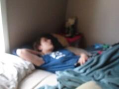cait sleeping facial010 Thumb