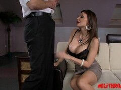 Hot girl blowjob cum in mouth Thumb