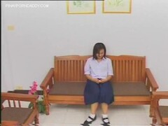 Thai HS student sex in audition - Pinayporndaddy Thumb