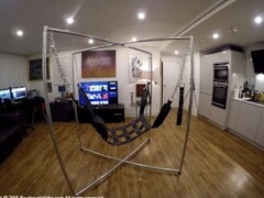 LEATHER SLING ON BOUTIQUEFETICHE.COM Thumb
