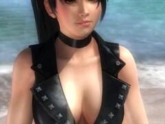 Momiji 紅葉 (Doa5) nude posing - 3D tits Thumb