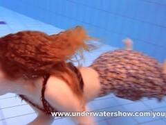 PornPros - Blonde teen Cosima Knight takes a bath then fucks her man Thumb