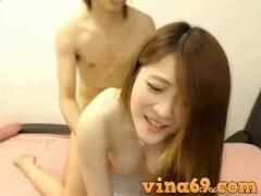 Fucking cutest korean chick 3 vina69.com Thumb