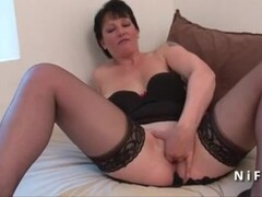 Casting amateur french milf hard analized Thumb