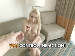 Foot fetish and POV adventure with Staci Carr Thumb