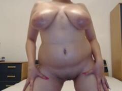 Sexy chubby women teasing on webcam Thumb