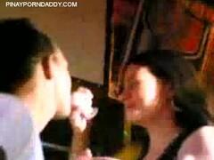 French kiss kay Osang - Pinayporndaddy Thumb