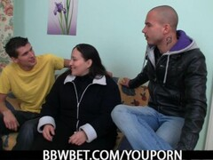 Cute fat ass booty plumper takes big cock Thumb