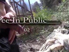 pee in public 02 (HD) Thumb