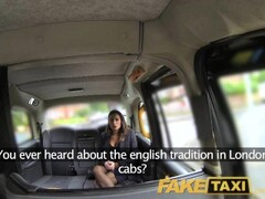 FakeTaxi Back seat fucking for hot Romanian babe with huge tits Thumb