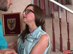 Moms Bang Teen - India Summer teachers young couple Thumb