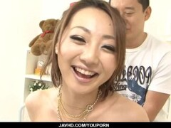 Astounding Yuu Shiraishi enjoys rough sex Thumb
