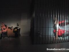 Brooke Banner Inmate & Cop Thumb
