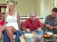 Stepmom takes some young cock - Brazzers Thumb