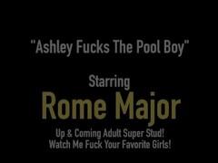 Black Bull Rome Major Super Pussy Fucks Black Beauty Ashley Pink! Thumb