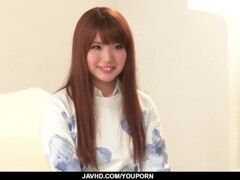 Casting leads Arisa Ando to do amazing things with her mouth - More at javhd.net Thumb