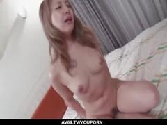 Sensual Mariru Amamiya, insane home hardcore - More at 69avs.com Thumb