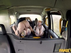 Fake Taxi Hardcore filthy anal sex threesome Thumb