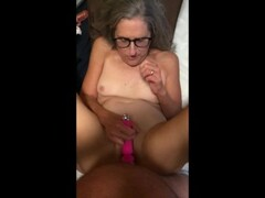 Hot Milf Closeup Pussy And Anal Fucking With Facial Thumb
