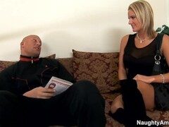 naughty america - hot blonde zoe holiday hot fucking in the living room Thumb